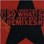 Jane's Addiction - So What!  (EP) DB Cover Art