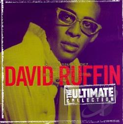Ruffin, David - Ultimate Collection CD Cover Art