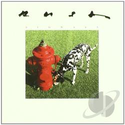 Rush - Signals CD Cover Art