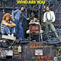 Who - Who Are You CD Cover Art
