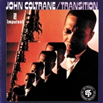 Coltrane, John - Transition CD Cover Art