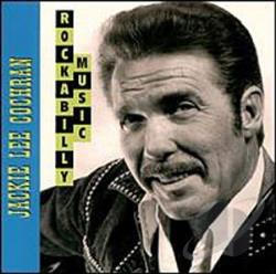 Cochran, Jackie Lee - Rockabilly Music CD Cover Art