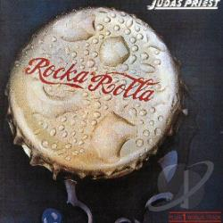 Judas Priest - Rocka Rolla CD Cover Art