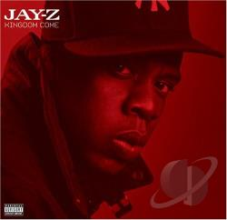 Jay-Z - Kingdom Come CD Cover Art