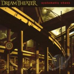 Dream Theater - Systematic Chaos LP Cover Art