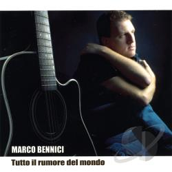 Bennici, Marco - Tutto il rumore del mondo CD Cover Art
