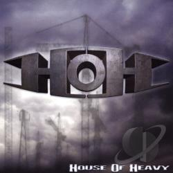 House Of Heavy CD Cover Art