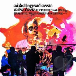 Legrand, Michel - Legrand Jazz CD Cover Art