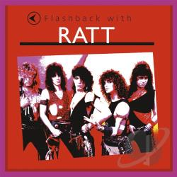 Ratt - Flashback with Ratt CD Cover Art