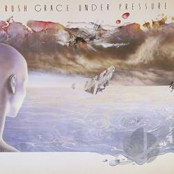 Rush - Grace Under Pressure CD Cover Art