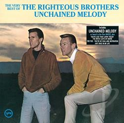 Righteous Brothers - Very Best of the Righteous Brothers: Unchained Melody CD Cover Art
