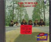 Turtles - 20 Greatest Hits CD Cover Art