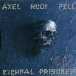 Pell, Axel Rudi - Eternal Prisoner CD Cover Art