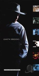 Brooks, Garth - Limited Series CD Cover Art