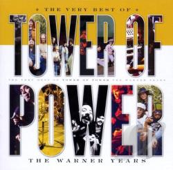 Tower Of Power - Very Best of Tower of Power: The Warner Years CD Cover Art