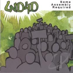 Wd4d - Some Assembly Required CD Cover Art