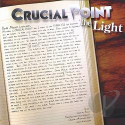 Crucial Point - Light CD Cover Art