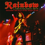 Rainbow - Live In Munich 1977 DB Cover Art