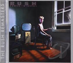 Rush - Power Windows CD Cover Art