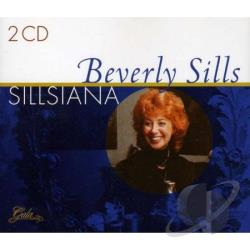 Sills, Beverly - Sillsiana CD Cover Art
