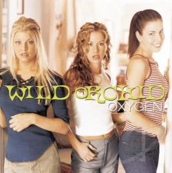 Wild Orchid - Oxygen CD Cover Art
