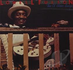Fulson, Lowell - Ol' Blues Singer CD Cover Art