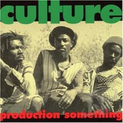 Culture - Production Something: The 12 Mixes CD Cover Art