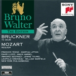 Walter, Bruno - Bruckner: Te Deum; Mozart: Requiem CD Cover Art