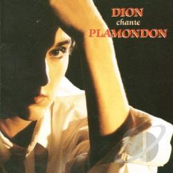 Dion, Celine - Sings Plamondon (En Francais) CD Cover Art