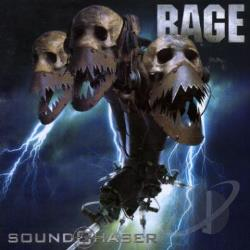 Rage - Soundchaser CD Cover Art