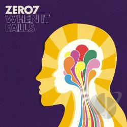 Zero 7 - When It Falls CD Cover Art