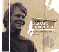 Campbell, Glen - Classic Campbell CD Cover Art