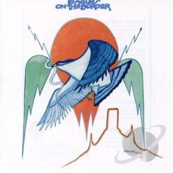 Eagles - On the Border CD Cover Art