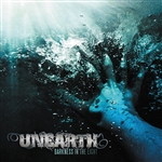 Unearth - Darkness in the Light CD Cover Art