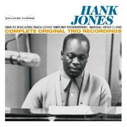 Jones, Hank - Complete Original Trio Recordings CD Cover Art