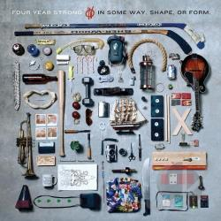 Four Year Strong - In Some Way, Shape, or Form CD Cover Art