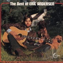 Andersen, Eric - Best of Eric Andersen CD Cover Art