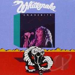 Whitesnake - Snakebite CD Cover Art