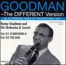 Goodman, Benny - Different Version, Vol. 2 CD Cover Art