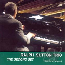 Sutton, Ralph - Second Set CD Cover Art
