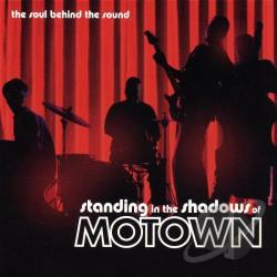 Standing in the Shadows of Motown CD Cover Art