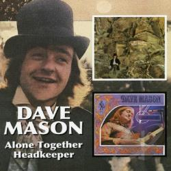 Mason, Dave - Alone Together/Headkeeper CD Cover Art