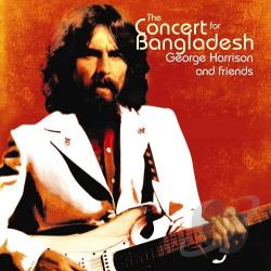 Harrison, George - Concert For Bangladesh CD Cover Art