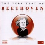 Beethoven - Very Best of Beethoven CD Cover Art