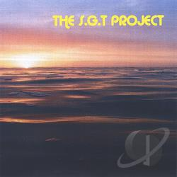 S.G.T. Project CD Cover Art