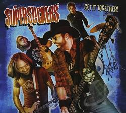 Supersuckers - Get It Together CD Cover Art