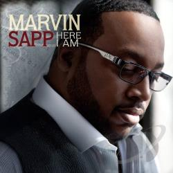 Sapp, Marvin - Here I Am CD Cover Art