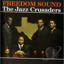 Jazz Crusaders - Freedom Sound CD Cover Art