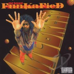 M.C. Breed - Funkafied CD Cover Art
