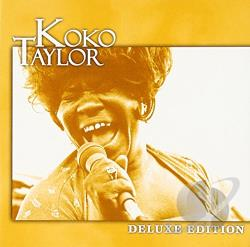 Taylor, Koko - Deluxe Edition CD Cover Art
